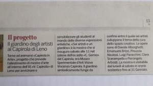 Corriere della Sera 22 ottobre 2015
